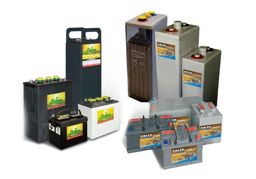 Selecting The Right Battery For Your Solar Project